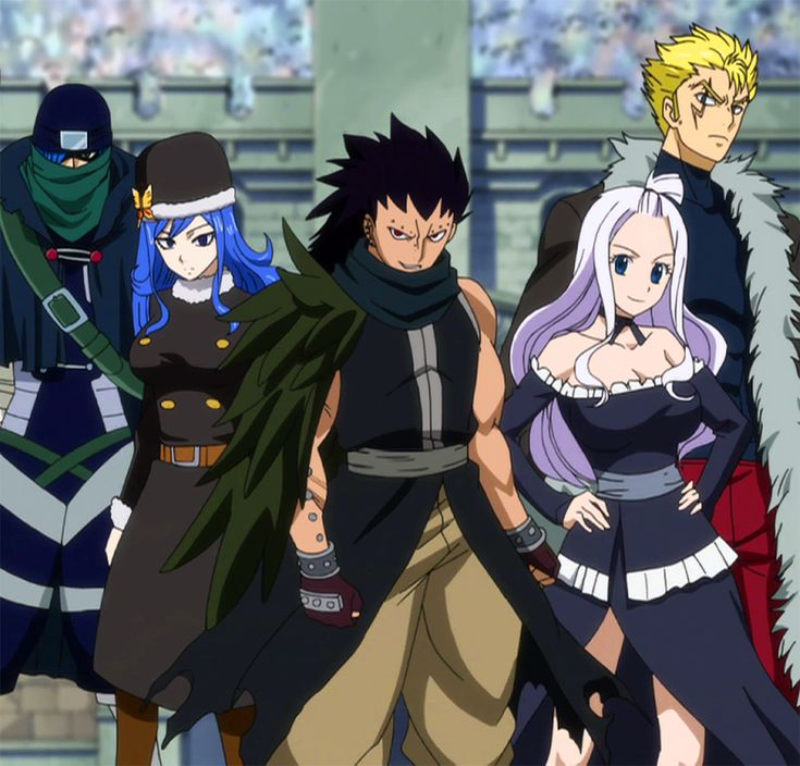 Grand Magic Games: Fairy Tail - Team B
