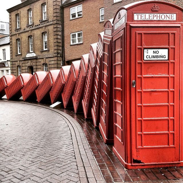 Phones Boxes, Kingston Upon Thames