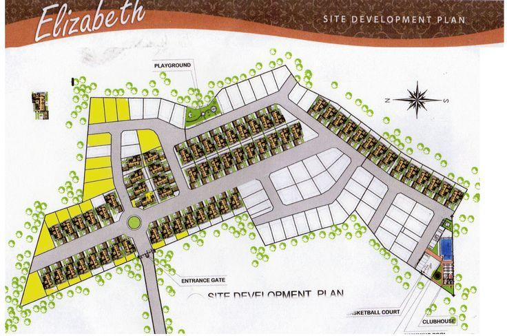 site Development Plan for elizabeth