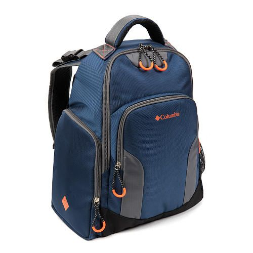 Columbia Navy Summit Rush Backpack Diaper Bag - roomy, lightweight and  comes in unisex style. http://www.toysrus.com/error/404.jsp?utm_content=bufferb381e&utm_medium=social&utm_source=pinterest.com&utm_campaign=buffer