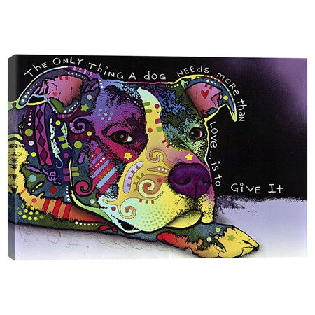 Pitbull Wall Art 139 best pitbull art images on pinterest | pit bulls, pit bull art