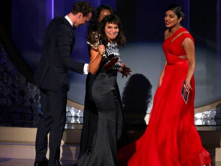 Emmys 2016: Quantico actress Priyanka Chopra is ravishing in red at 68th Emmy…