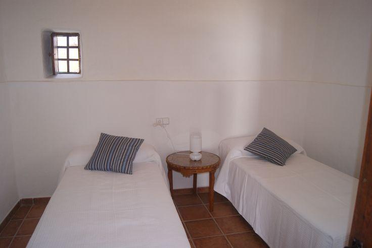 Una de las habitaciones,,,,sencilla por supuesto.