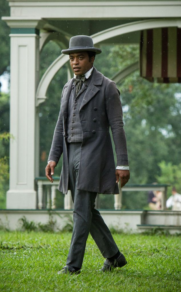 12 Years A Slave from 12 Years a Slave Movie Pics  Set in the late 1800's, one actor certainly looks the part.