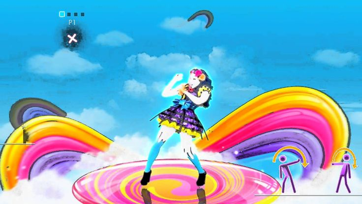 Starships - Nicki Minaj - Just Dance 2014 (Wii U)