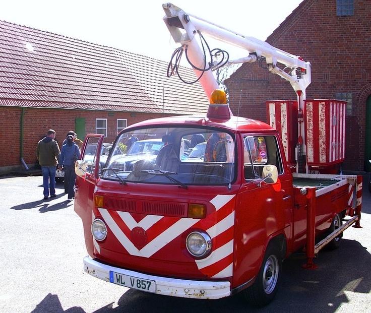 Feuerwehr T2 Ladder Truck
