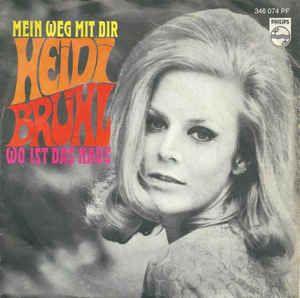 Heidi Brühl - Mein Weg Mit Dir (Vinyl) at Discogs