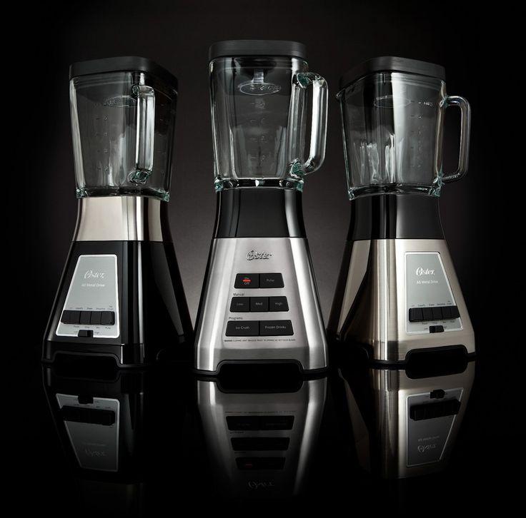 Oster | Designer Series Blenders on Behance