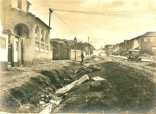 0029-Rua da Consolação, década de 1920