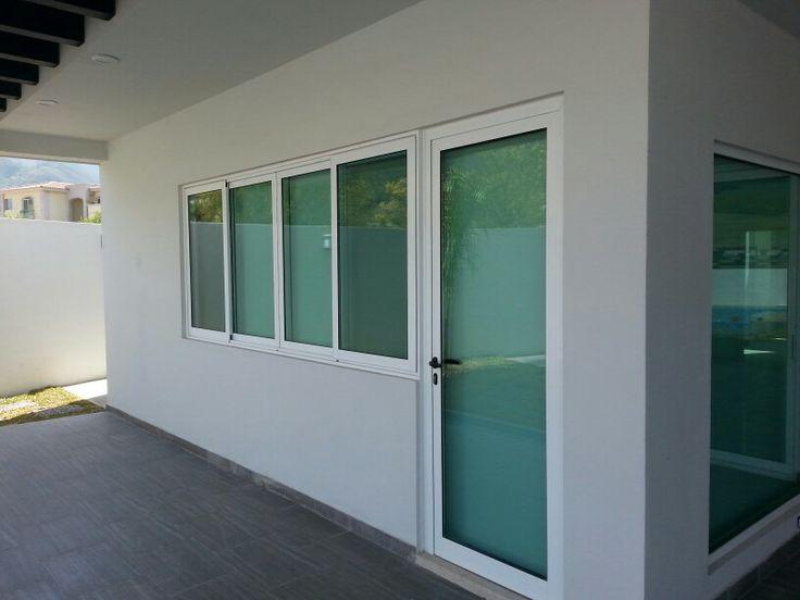 1000 images about ventanas de aluminio on pinterest for Ventanas modernas en argentina