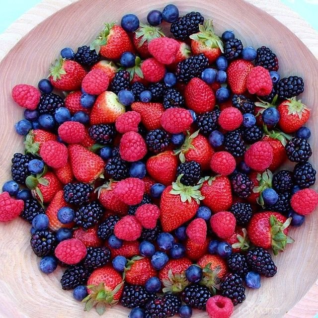 Pin this if you love berries!