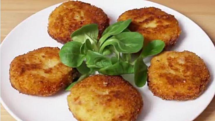 Krumpli fasirt
