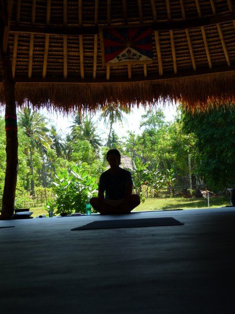 #Relax and unwind in Lombok, Indonesia with the #Yoga and many more activities at #H20 #Yoga and #Meditation #Center.  They also provide Yoga Alliance teacher training events to give you all the knowledge about how yoga works and the various asanas. Visit the website to know more about the #packages and #workshops.