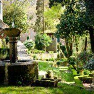 Jardines - Pazo do Faramello
