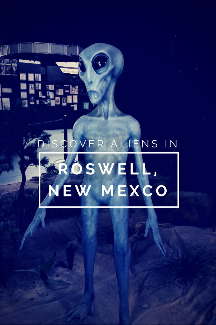 Spend a day in Roswell, New Mexico and dive head first into the UFO phenomenon…