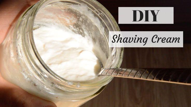 How To Make Shaving Cream At Home | Get Rid of Ingrown Hair