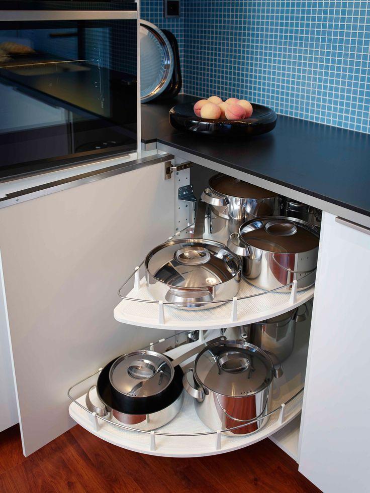 Oltre 25 fantastiche idee su ripiani per cucina su - Mobili cucina profondita 50 cm ikea ...