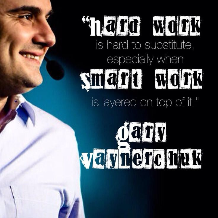 """Work Smarter Not Harder Quote: """"Hard Work Is Hard To Substitute Especially When Smart"""