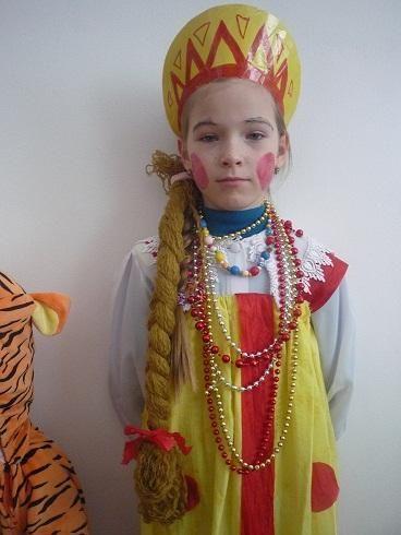 nasa marfuska, Karnevalové masky