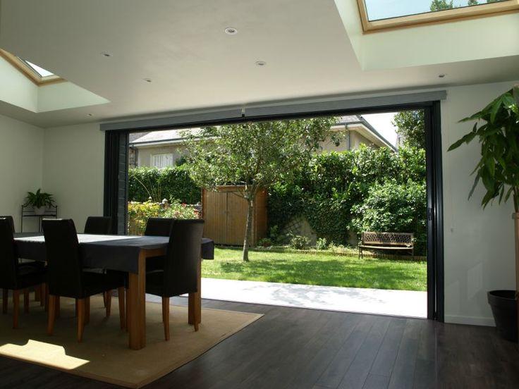 les 18 meilleures images du tableau veranda sur pinterest extension maison architecture et. Black Bedroom Furniture Sets. Home Design Ideas