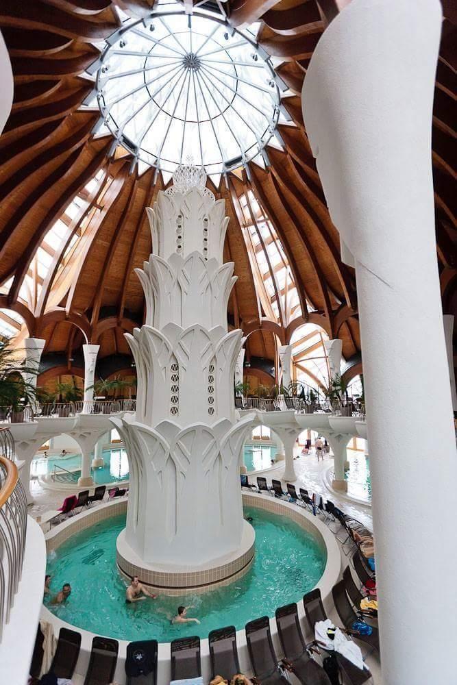 **Hagymatikum Thermal Bath - Mako, Hungary