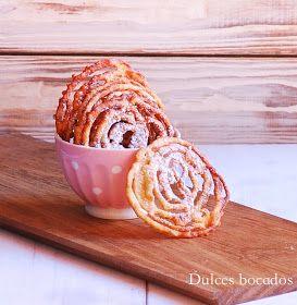 Dulces bocados: Mini funnel cake