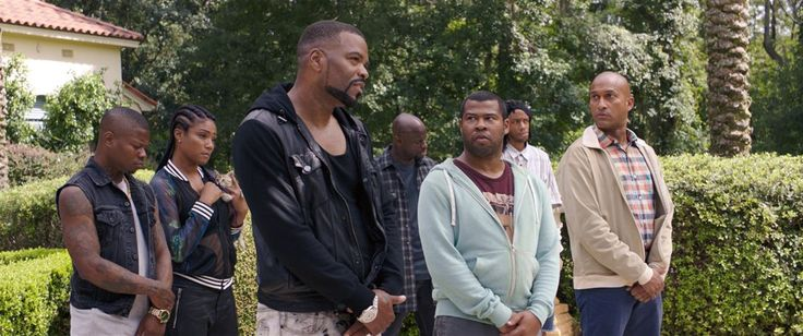 keanu 2016 movie : Photo Jason Mitchell, Jordan Peele, Keegan-Michael Key, Method Man