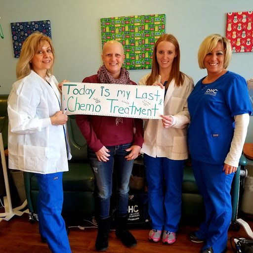 Pin By Abigail Wells On October Oncology Cancer Fighting Chemo