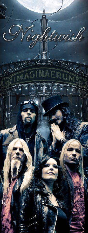 Nightwish <3                                                                                                                                                      Más