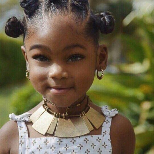 Pinterest d  ncn  Black little girls Little girl hairstyles Natural hair styles