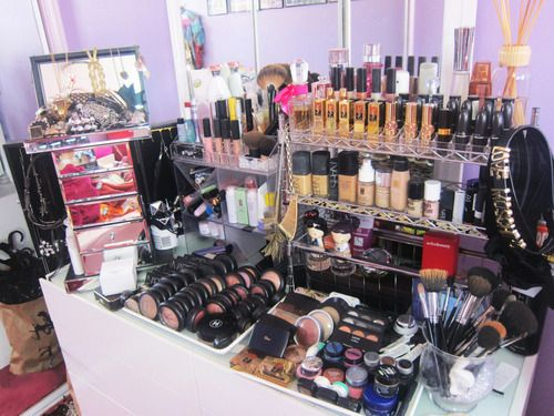 Born Visit my swedish blog  it s all about me  E mail  xx I LOVE  my life    travelling   los angeles   paris   gym   pink   personal style. 17 Best images about Makeup room on Pinterest   Make up storage
