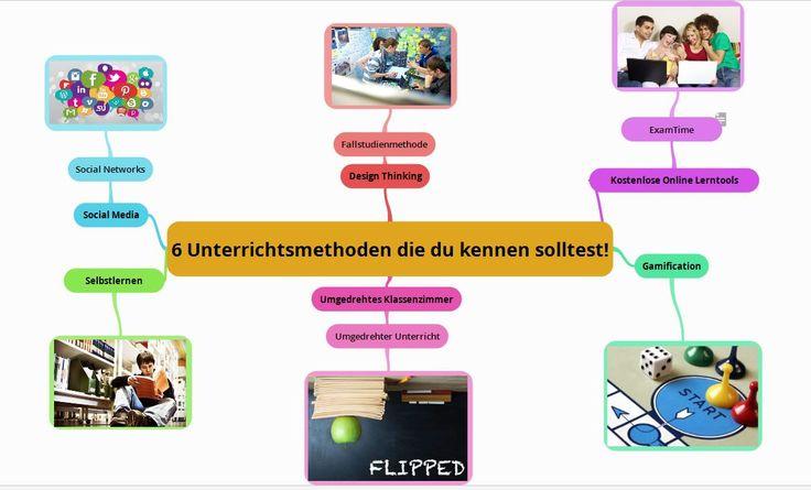 6 Unterrichtsmehoden, die jeder Lehrer kennen sollte https://www.examtime.com/de/p/225907