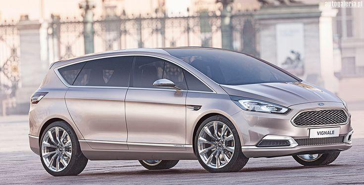Ford S-Max Vignale Concept 2014