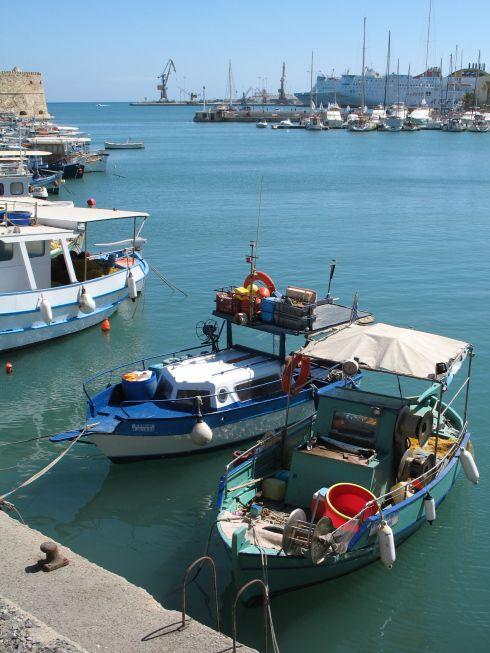 Heraklion,Crete.