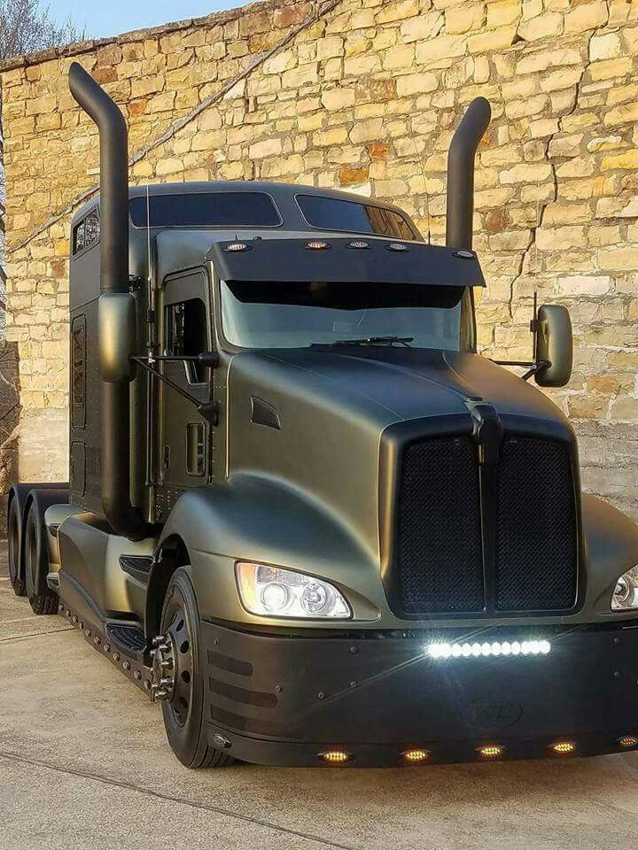 Stealth kenworth,the business,!