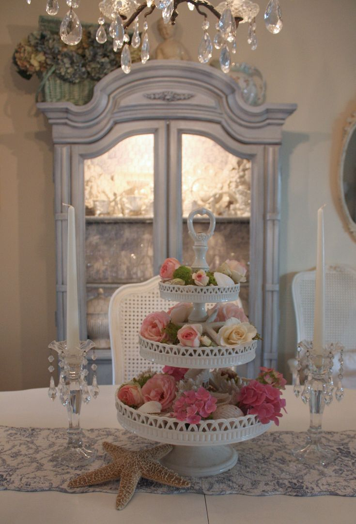 Now I M Pinning My Own Stuff From My Blog My Romantic Home Table