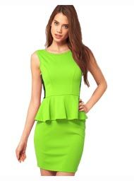 Download the pattern dresses with peplum - pdf