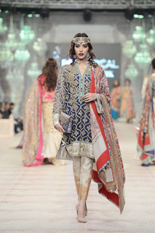 924 best pakistani wedding dresses images on pinterest pakistani wedding dr - Zara paris collection ...