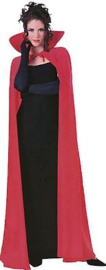 Dracula Cape - Red Halloween Costume http://www.partypacks.co.uk/dracula-cape-red-pid77027.html