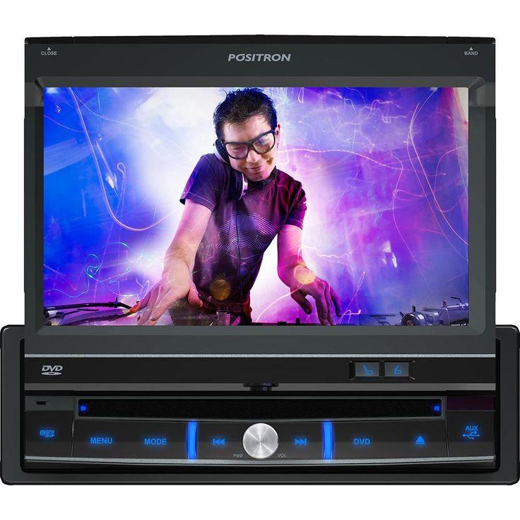 DVD Player Automotivo Pósitron SP6300AV - Americanas.com