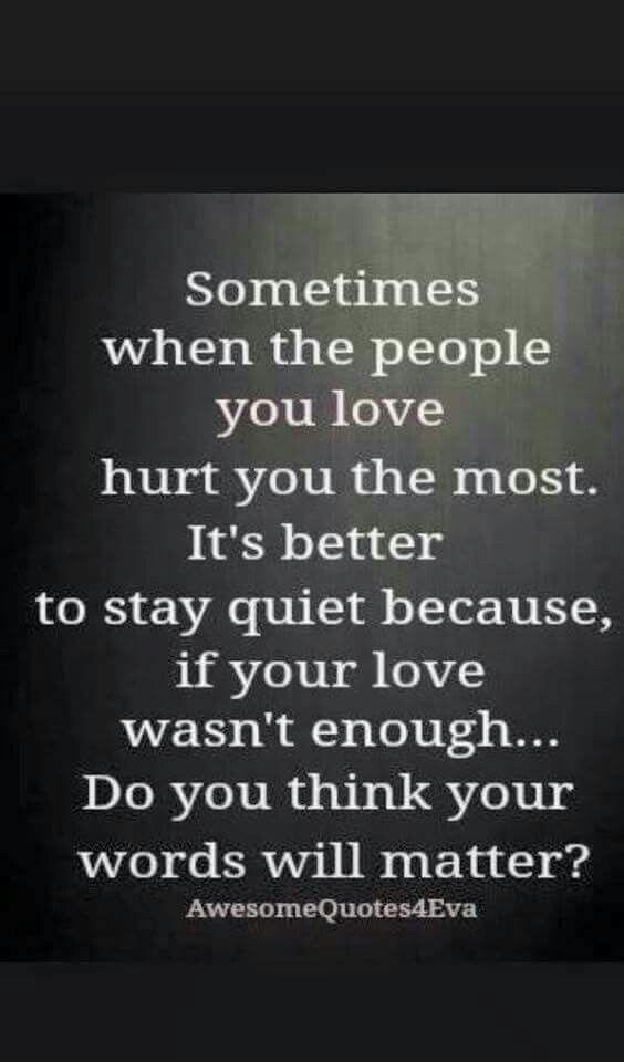 Feeling Hurt Quotes 25+ best Feeling hurt ...