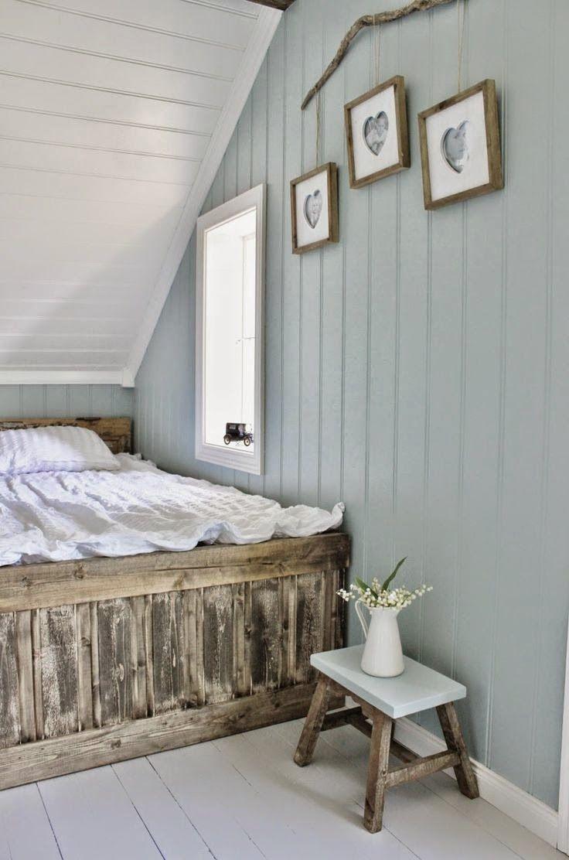Mooi oud in een oude cottage. Mooie rustige slaapkamer en wat een super bed. Wat een fantastisch huis! Back to basic...