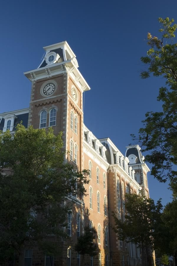 South's Best Colleges: University of Arkansas