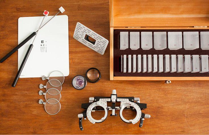 Meet Stevie Parker -- Optometrist, Private Practice