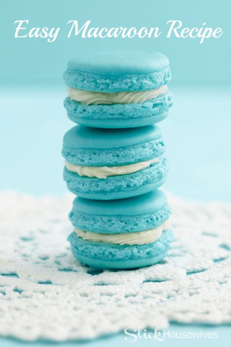 Easy Macaroon Cookie Recipe