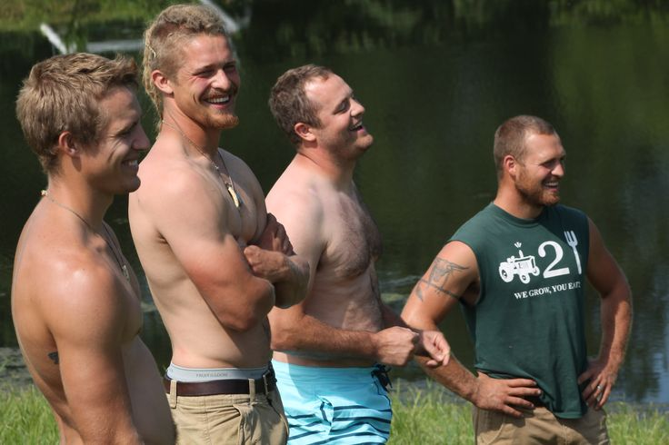 Dan, Pete, Joe and Tim King on season four of #FarmKings. http://www.greatamericancountry.com/shows/farm-kings/the-farm-kings-photo-gallery-pictures?soc=pinterest