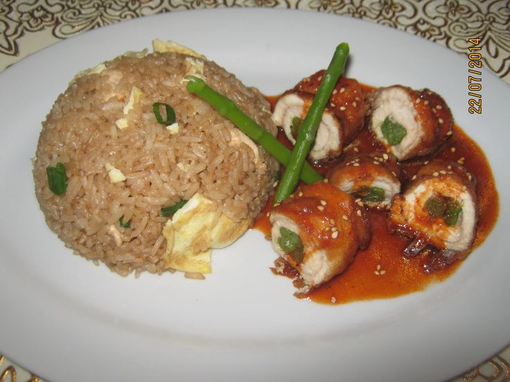 75 best cocina peruana chifa images on pinterest - Comidas con esparragos ...