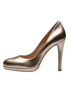 Pompes Bianca Chaussures Evita Taupe DSByDOL