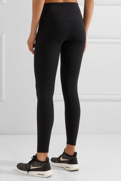 Nike - Power Legend Dri-fit Stretch Leggings - Black - x large