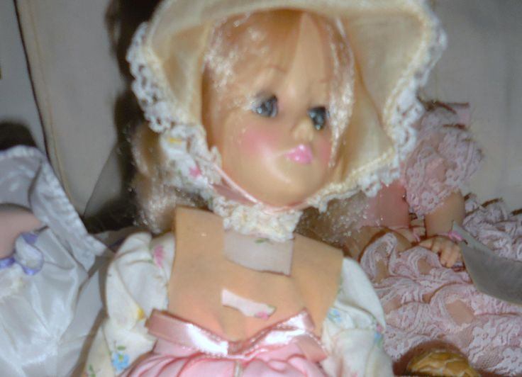 Little Bo Peep Doll  Effanbee Dolls Made in the USA by SubwaytotheNorthStar on Etsy